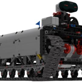 Ev3 Tracked Explorer Mark II preview