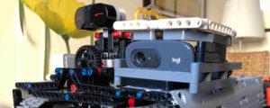 Lego Mindstorms Ev3 with ev3dev - Ev3 Tracked Explorer Mark II
