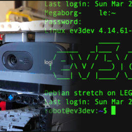 Setup your Ev3 Brick for the EV3TE Mark II